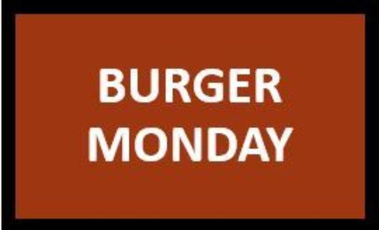 Burger Monday